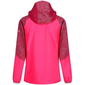 Regatta Montegra II Jacket Women neonpin/beet